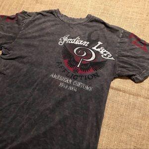 Affliction Indian Larry Men's T-Shirt